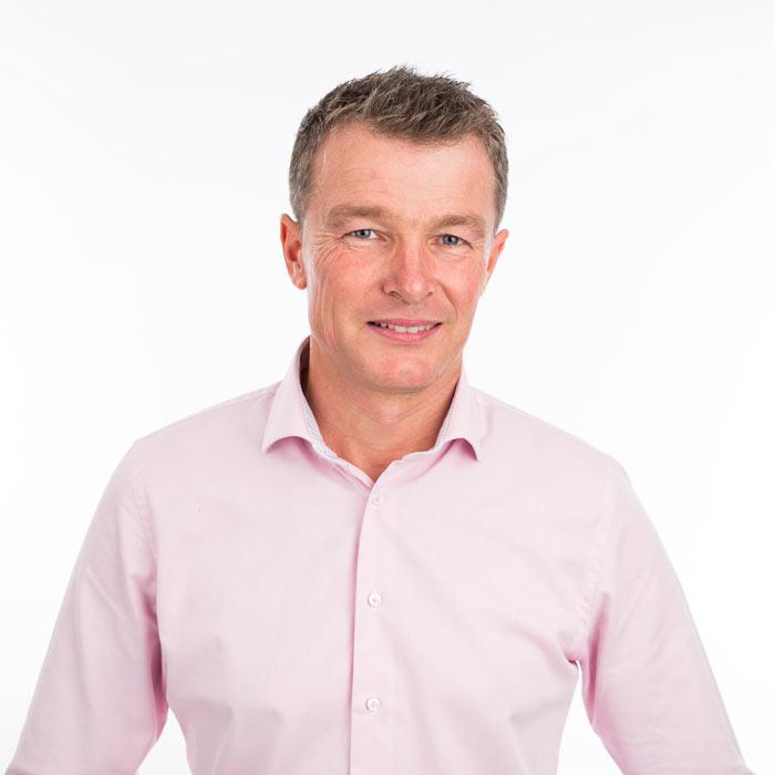 Geert Depuydt, kandidaat gemeenteraadsverkiezingen Open Ieper