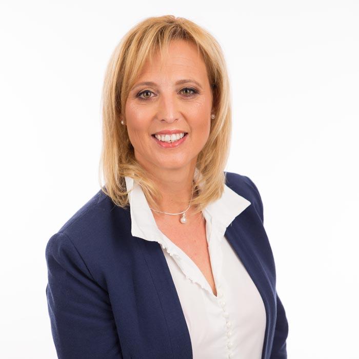 Isabelle Duquesne is kandidaat voor de gemeenteraadsverkiezingen voor Open Ieper op 14 oktober 2018